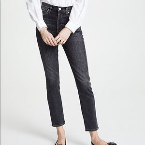 COH Olivia High-Waisted ankle skinny ankle jeans